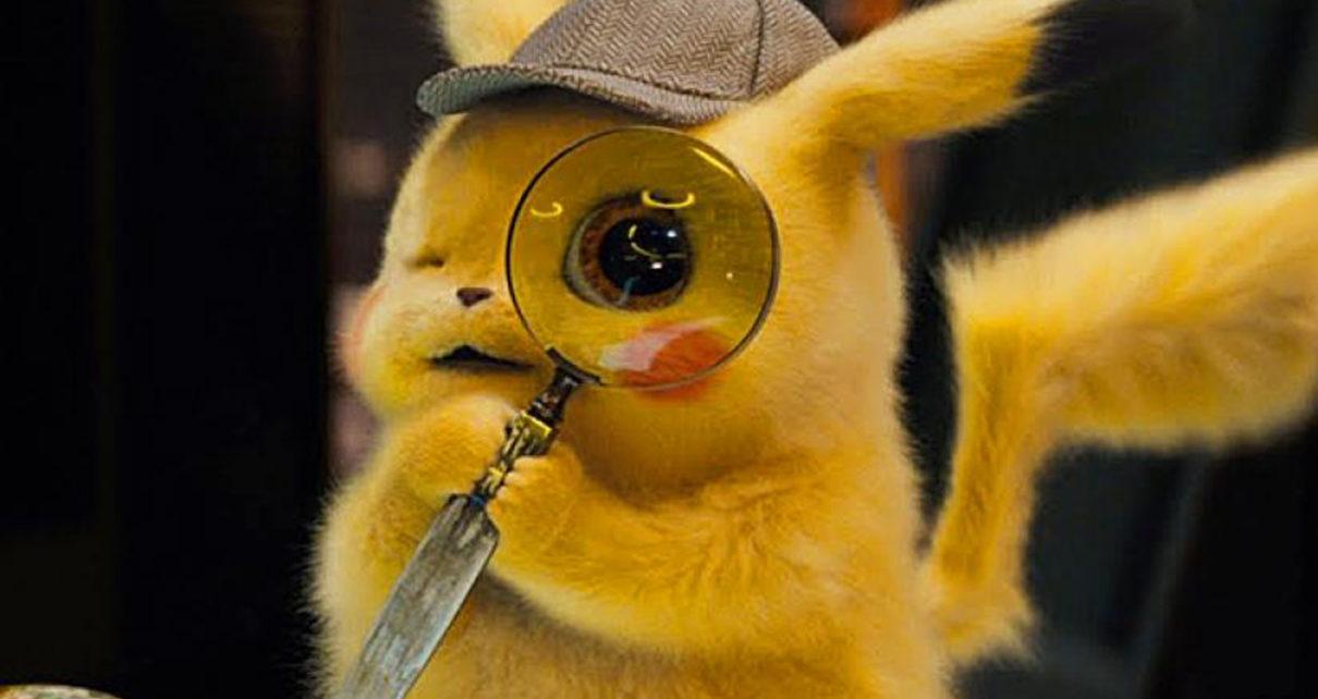 Film Pokemon: Detective Pikachu Udah Tayang Nih. Duh Gemesin Banget Sih!