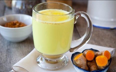 Susu Kunyit, Kaya Manfaat dan Resep Sehat Bagi Tubuh