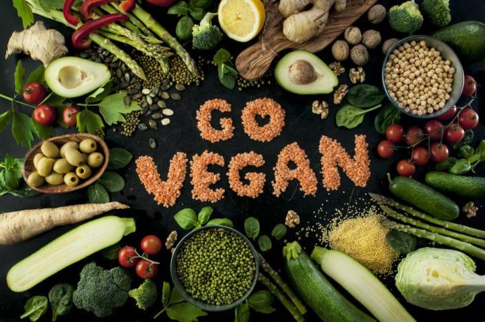 Manfaat Diet Vegan untuk Kesehatan