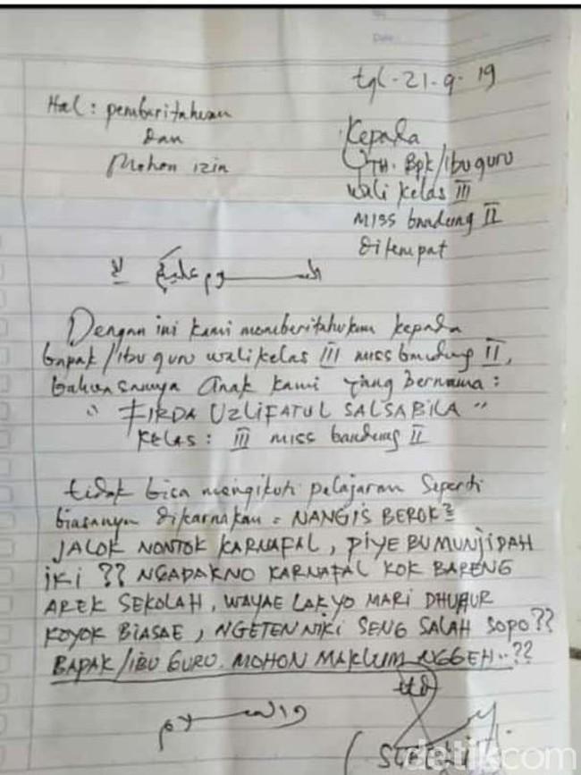 viral-surat-ijin-tidak-masuk-sekolah-karena-nangis-teriak-teriak
