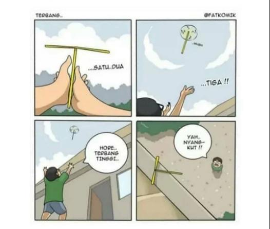 Komik-Tentang-Balada