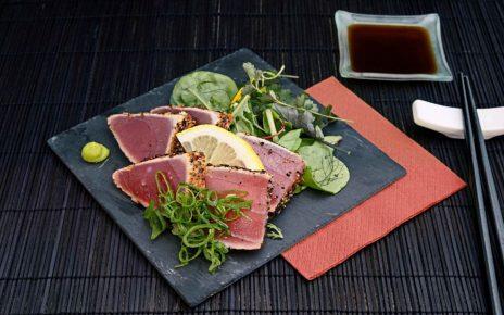 5 Manfaat Dahsyat Makanan Jepang