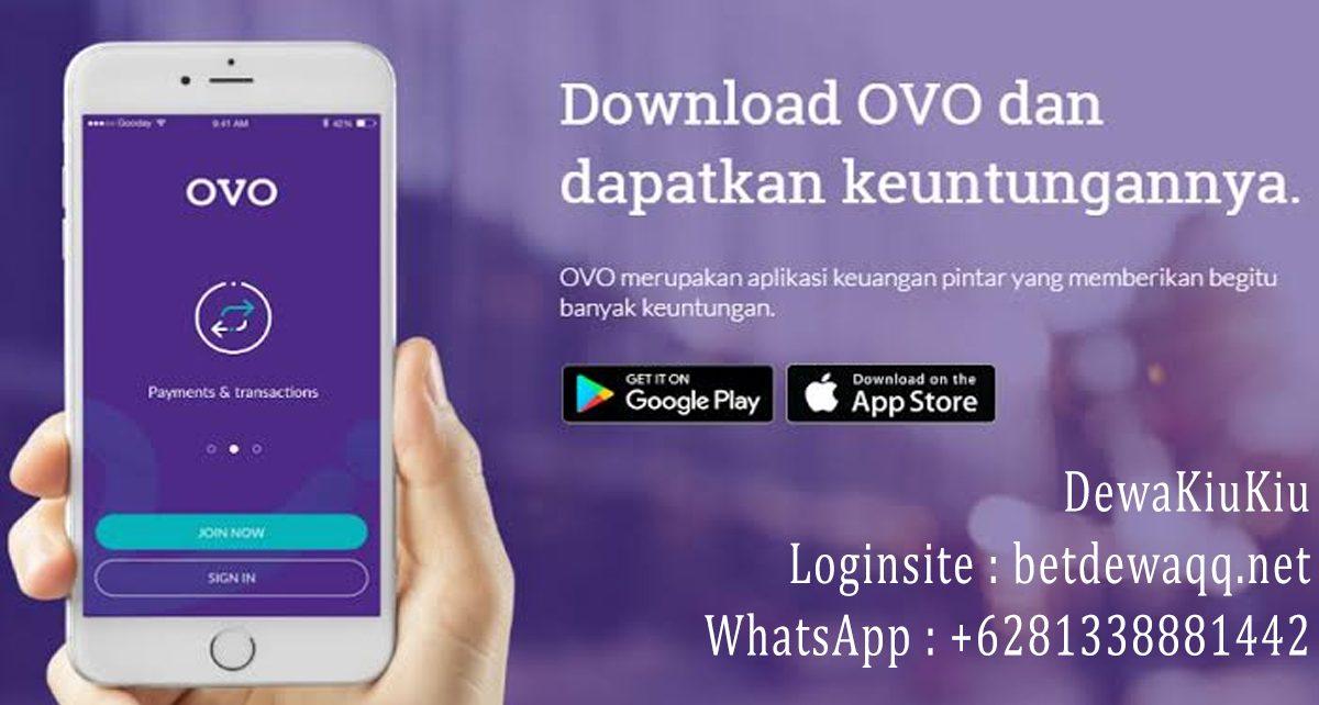 Cara Daftar Dan Top Up OVO