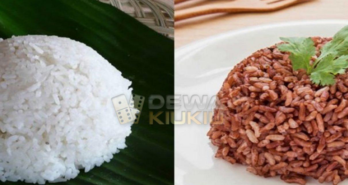 Fakta Nasi Putih dan Nasi Merah untuk Hasil Diet Kamu