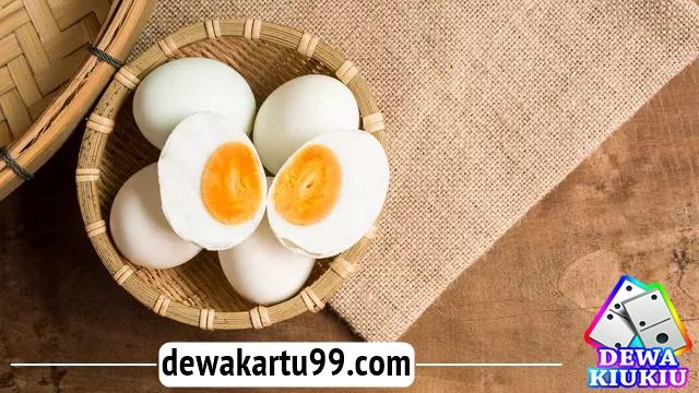 Manfaat Kuning Telur Bebek untuk Kesehatan